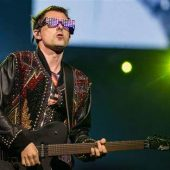 "Matt Bellamy of Muse Covers ""One of His Favorite Songs of All Time"""