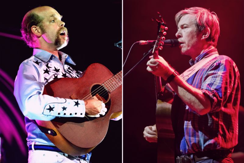 "Bill Callahan and Bonnie ""Prince"" Billy Cover Cat and Hank (Jr.)"