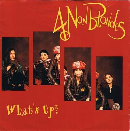 4 Non Blondes covers