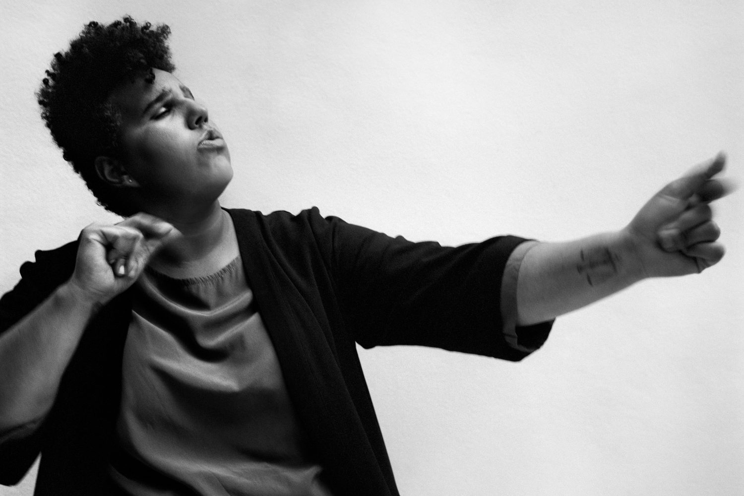 "Brittany Howard Belts ""You'll Never Walk Alone"" in New Ad"