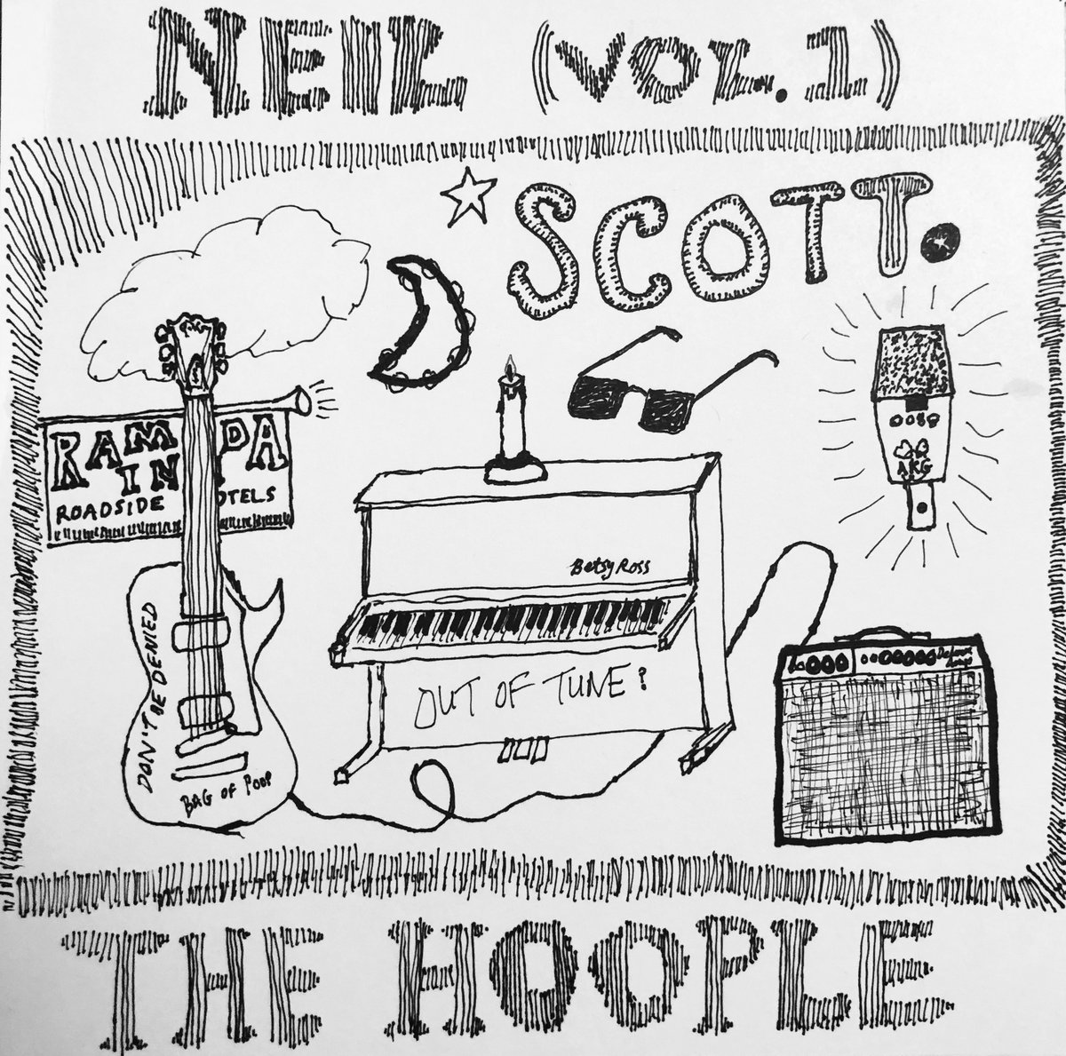 Review: Scott the Hoople, 'NEIL (Vol. 1)'