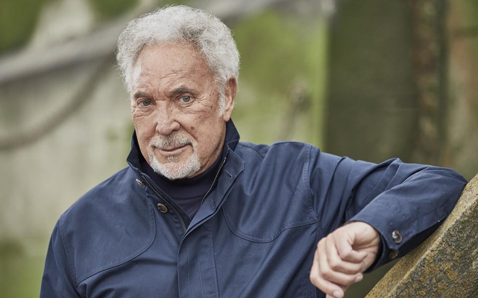 "Tom Jones Sings (Sort of) the ""Talking Reality Television Blues"" on New Todd Snider Cover"