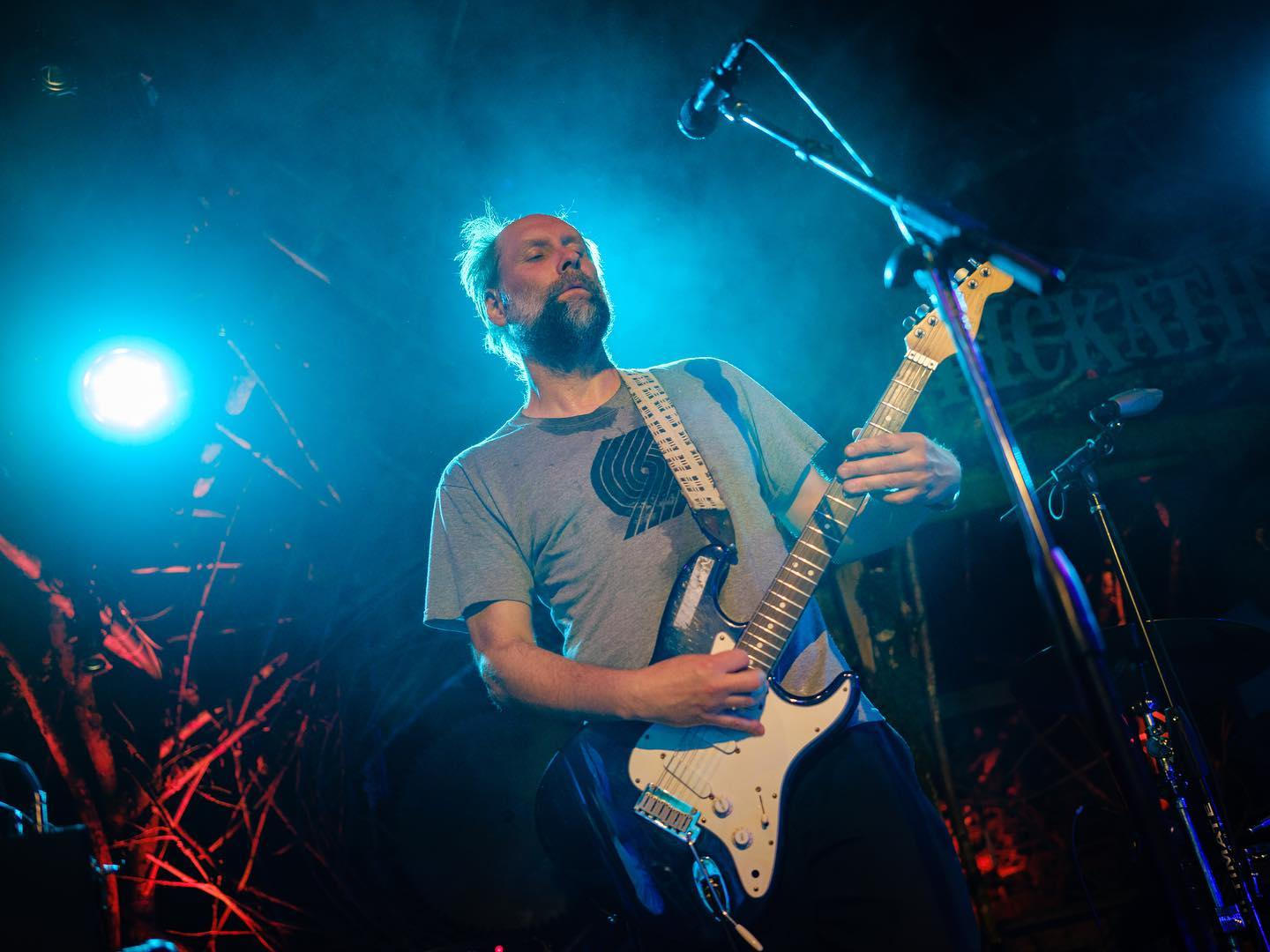 "Built to Spill Side Project Releases ""Ashes to Ashes"" Bowie Cover"