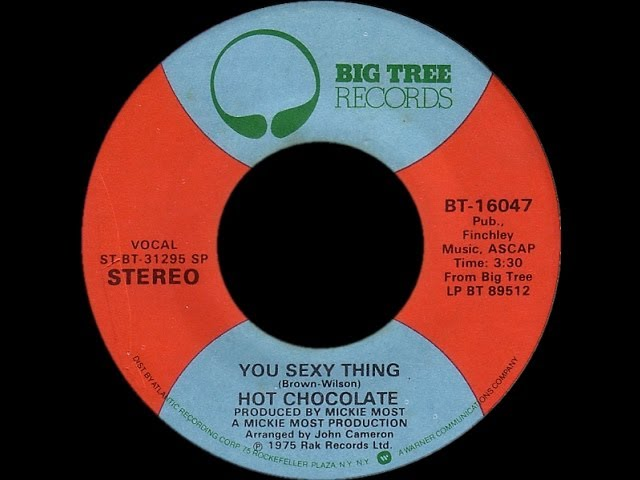 "Five Good Covers: ""You Sexy Thing"" (Hot Chocolate)"