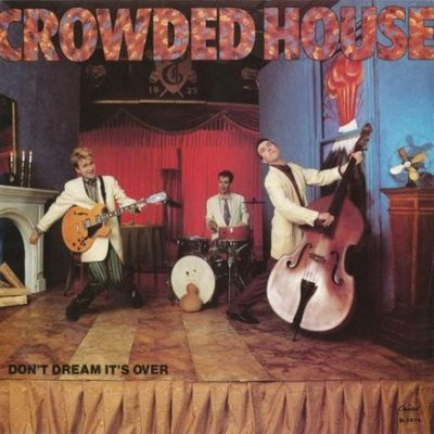 """Crowded House"" album cover"