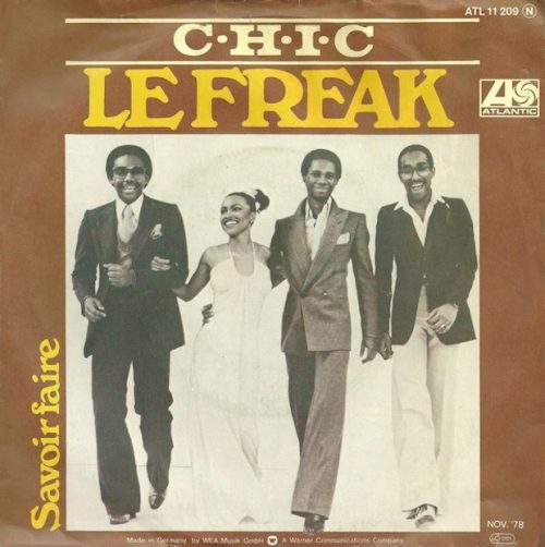 Le Freak Chic