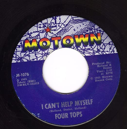 "Five Good Covers: ""I Can't Help Myself"" (The Four Tops)"