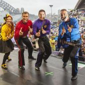 "The Wiggles Add a Twist to Tame Impala's ""Elephant"""