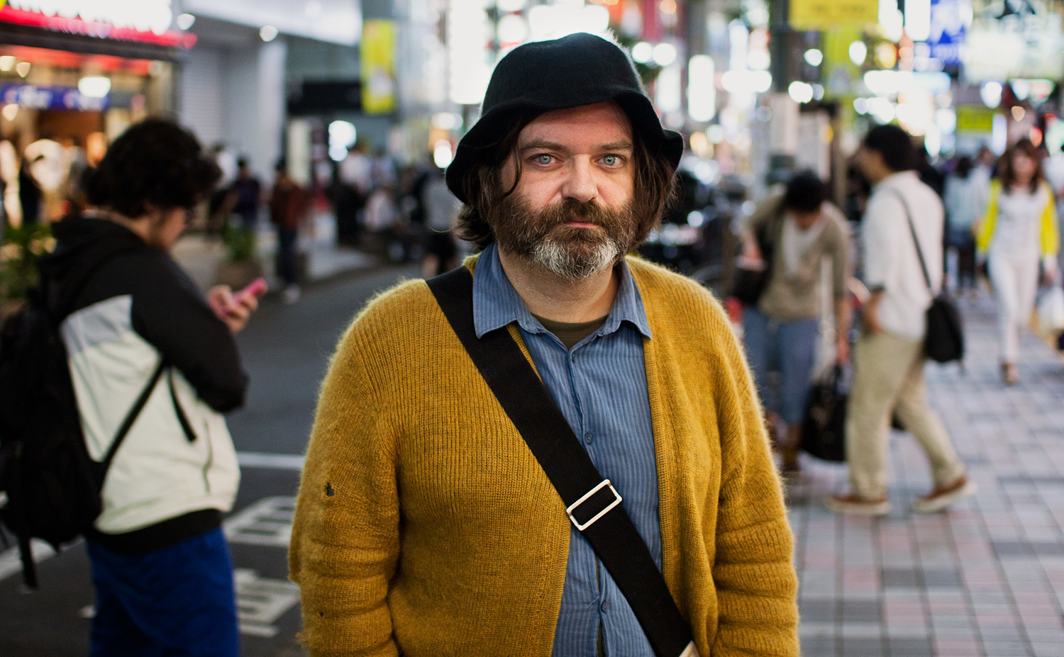 "Jim O'Rourke Slows Down Tracy Chapman's ""Fast Car"" into a 33-Minute Epic"