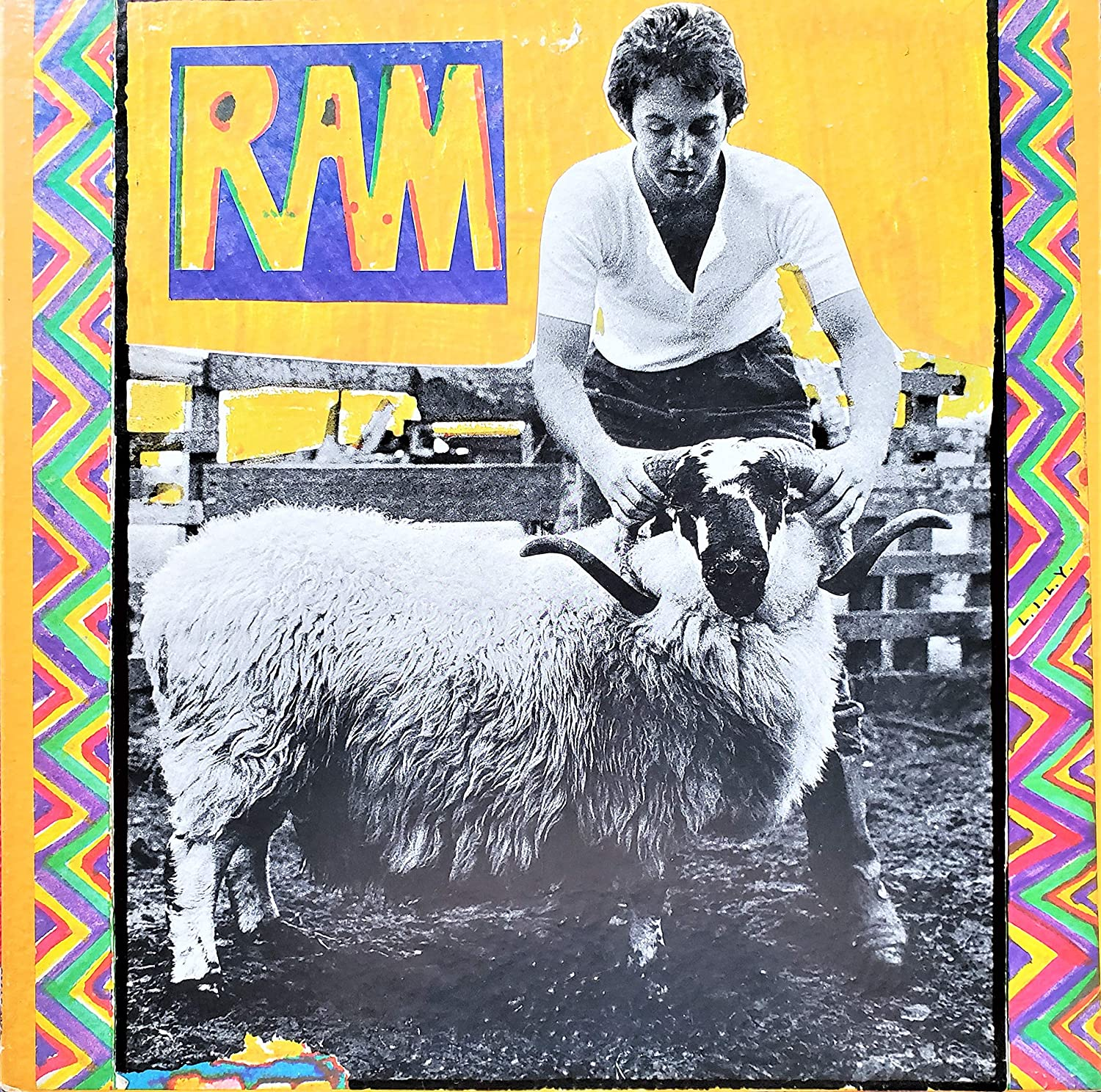 Full Albums: Paul & Linda McCartney's 'Ram'
