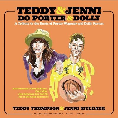Teddy & Jenni Do Porter & Dolly