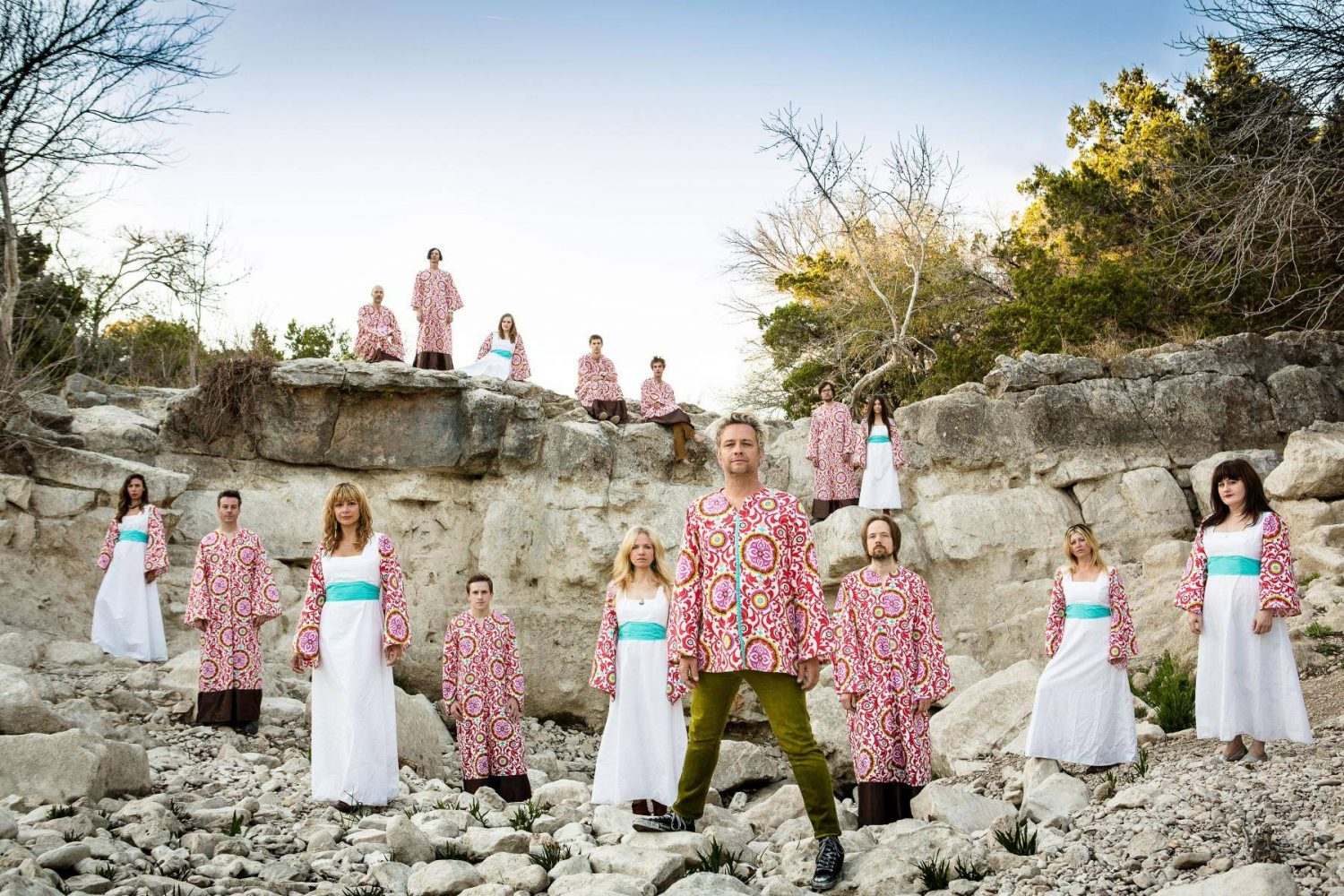 The Polyphonic Spree Cover ABBA and More on Surprise Album
