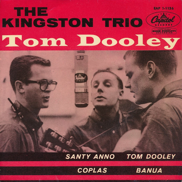 "That's a Cover?: ""Tom Dooley"" (Kingston Trio / Traditional)"