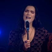 Dua Lipa Delivers Spare and Striking Arlo Parks Cover for BBC Live Lounge