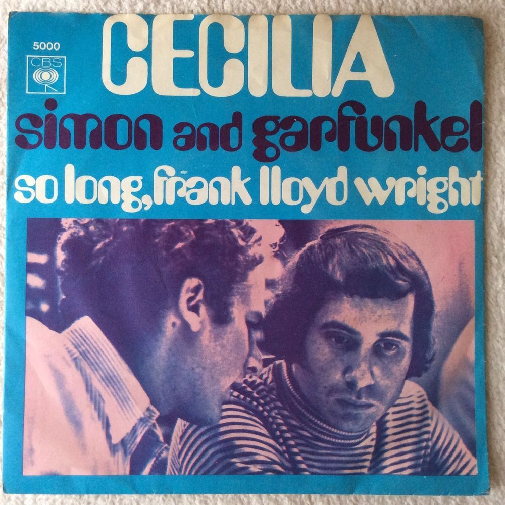 "Five Good Covers: ""Cecilia"" (Simon & Garfunkel)"