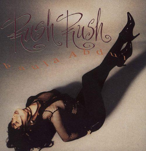 rush rush paula abdul covers