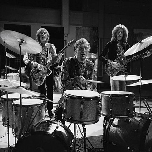 Cream band