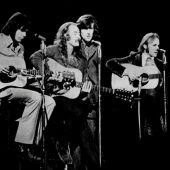 In the Spotlight: Crosby, Stills, Nash, and Young (Supergroups #2)