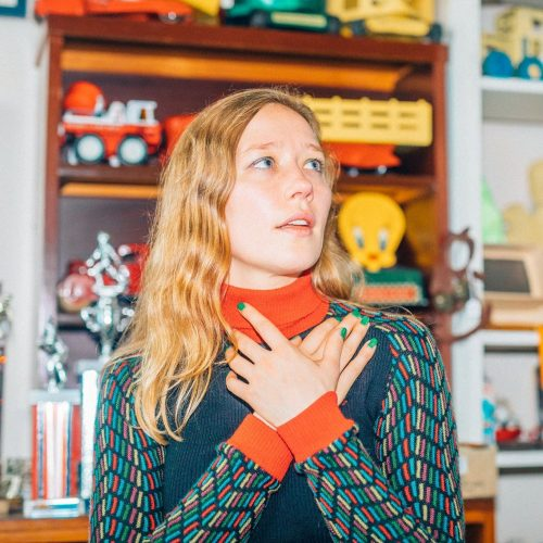 julia jacklin rvg army of me cover