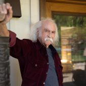 """David Crosby and Sarah Jarosz Record Stirring Cover of Joni Mitchell's """"For Free"""""""