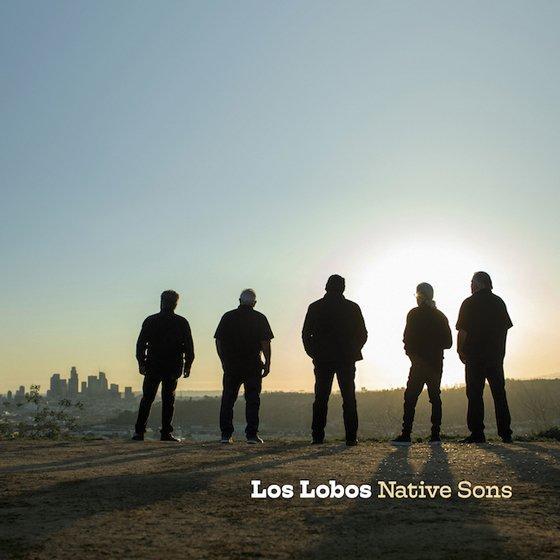 Review: Los Lobos' 'Native Sons'