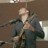 Watch Chris Thile Perform Buffy Sainte-Marie's Leonard Cohen Adaptation on Mandolin