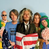 The Flaming Lips Releasing Nick Cave Covers Album…Fronted by a 13-Year Old