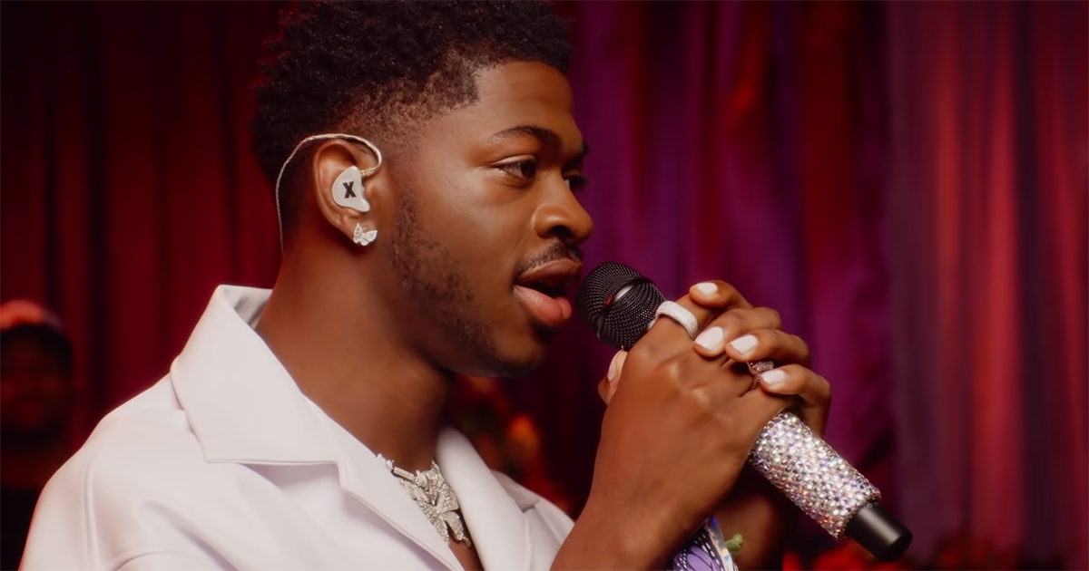 """Lil Nas X Recaptures His Country Roots on New """"Jolene"""" Cover"""