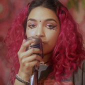 """Ambar Lucid Performs a Psychedelic-Pop Cover of """"Poker Face"""""""